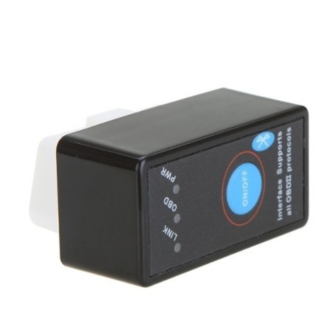 Автосканер ELM 327 bluetooth v1.5 SUPER mini (on/off)