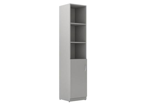 SR-5U.5(L/R) Шкаф колонка с глухой малой дверью (386х359х1815)