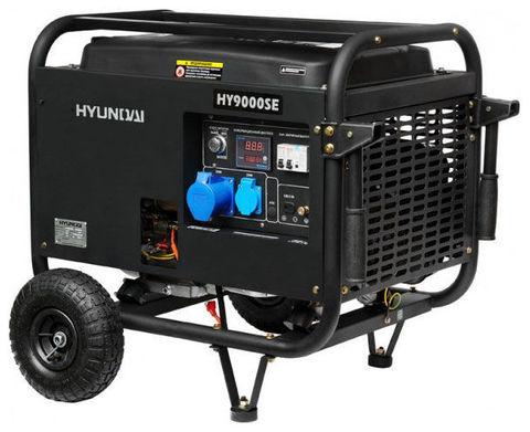 Кожух для бензинового генератора HYUNDAI HY 9000SE