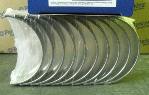 Вкладыши коренные 1-й ремонт, комплект / BEARING KIT АРТ: 10000-93501