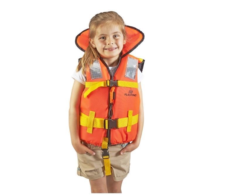 Club Master child foam lifejacket