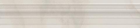 BLE006 Бордюр Багет Гран Пале белый 250х55