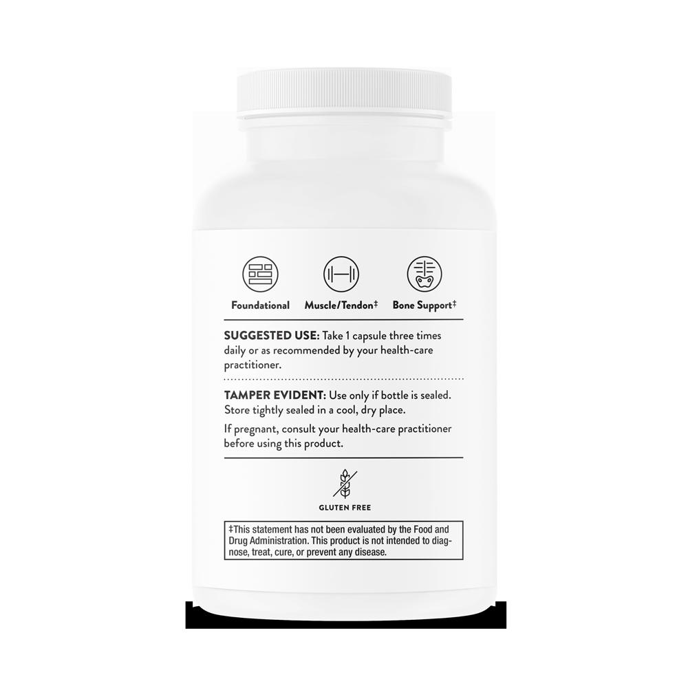 Calcium-Magnesium Malate, Thorne Research,