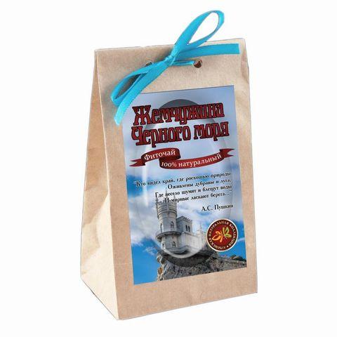 Фиточай «Жемчужина Черного моря» в крафт пакете