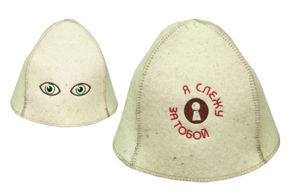 Шляпа с вышивкой