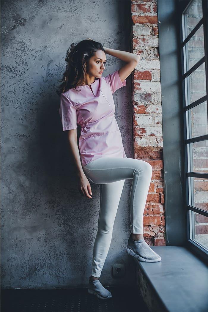 Блуза женская М 65-1 туника