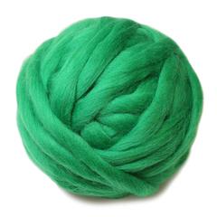 Зеленое яблоко / -