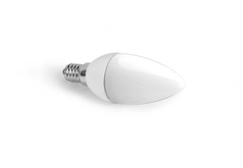 Лампа светодиодная FС37-5 Вт-220 В -4000 К–E14 TDM