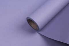 Матовая бумага Фиолетовый / рулон 0,5*10м, 50мкр