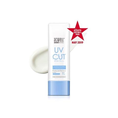 Купить ACWELL UV Cut Cool Down Sun Block  SPF50+PA+++-Охлаждающий солнцезащитный крем