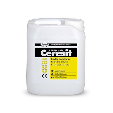 Ceresit CC 81/Церезит ЦЦ 81 адгезионная добавка в бетон