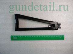 Приклад рамочный складной Сайга (СОК-АК, СОК-410)