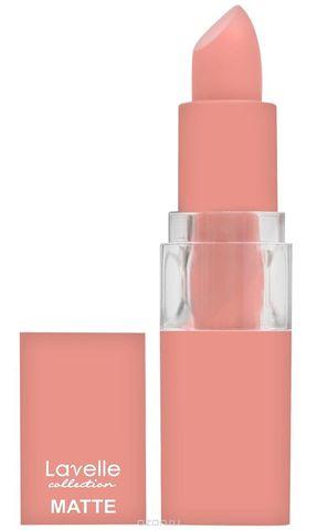 Лавелль помада LS-09 матовая тон 01 нежно-розовый