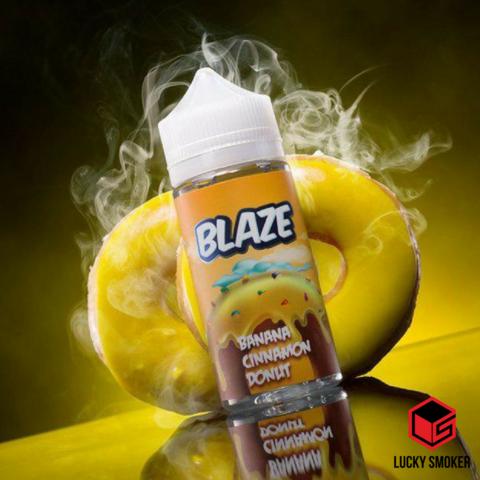 Жидкость Blaze 100 мл Banana Cinnamon Donut