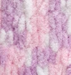 Пряжа Alize Puffy Color цвет 6051