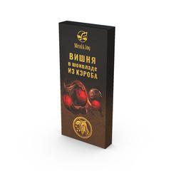 Вишня в шоколаде из кэроба, 60 г