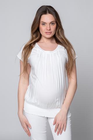 Блузка для беременных 08723 белый