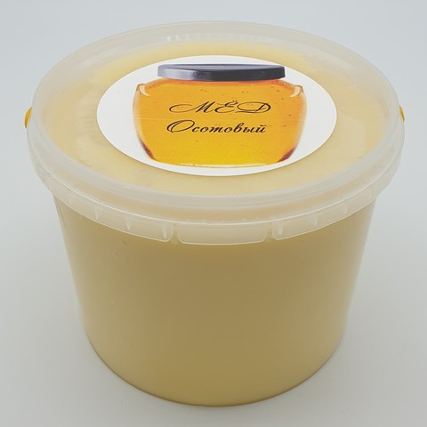 Осотовый мёд, 1 кг
