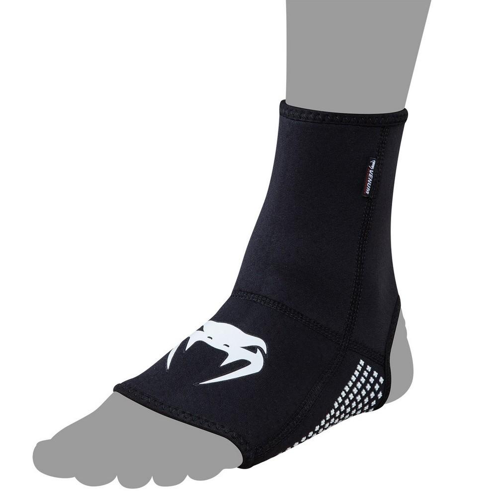 Суппорты Суппорт Venum Kontact Evo Foot Grips Black 1.jpg