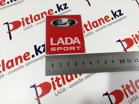 Наклейка LADA SPORT