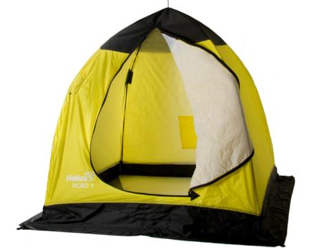 Зимняя палатка трехслойная Helios Nord-1