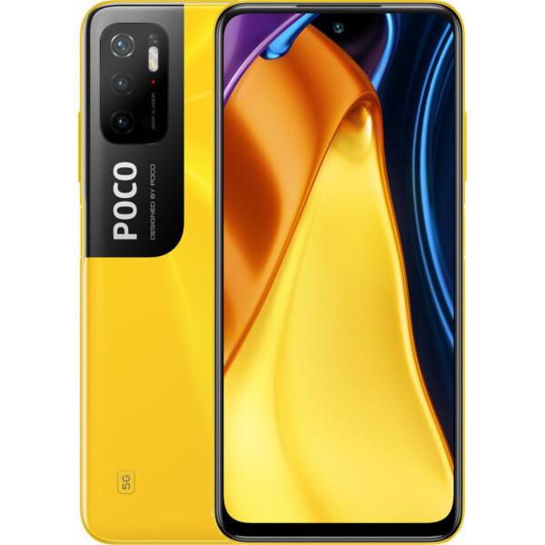Poco M3 Pro 5G Xiaomi Poco M3 Pro 5G 4/64GB Yellow (Желтый) yellow1.jpg