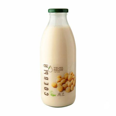 Молоко растительное VolkoMolko «Соевое» 0,75 л