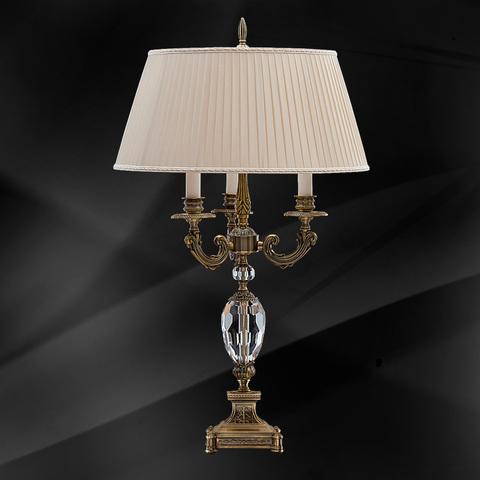 Настольная лампа 44-08.56/13123Б
