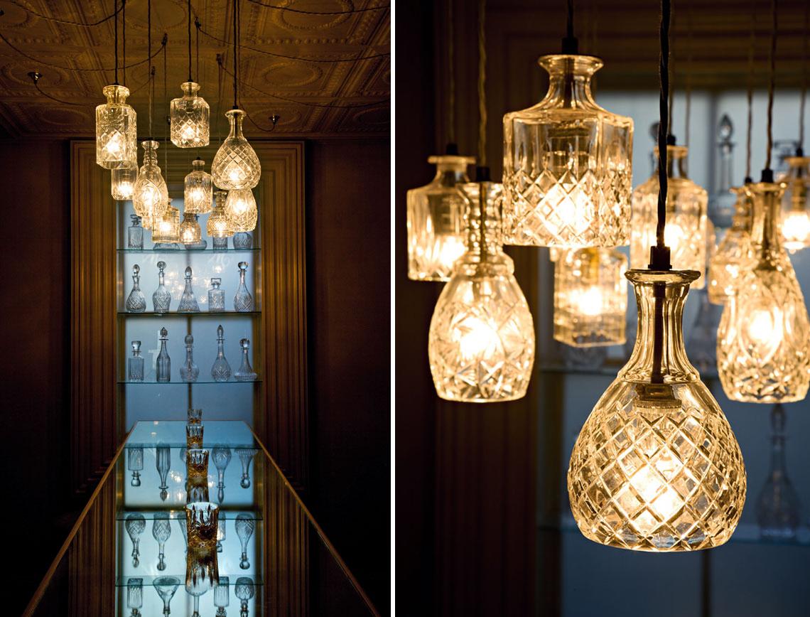 Подвесной светильник Decanterlight by Lee Broom (A)