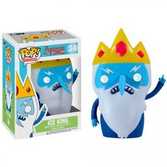 Фигурка Funko Pop Время Приключений-Ледяной Король (Adventure Time - Ice King)