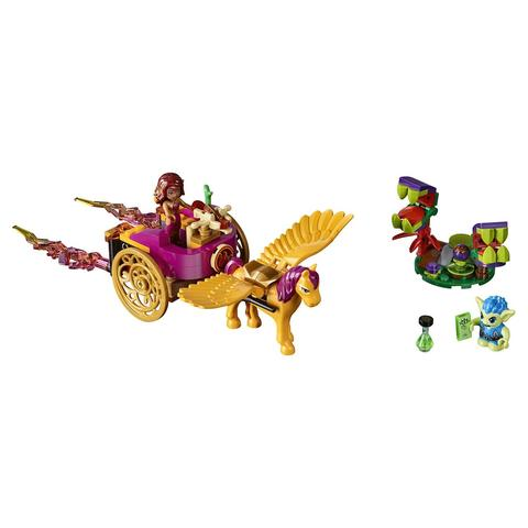 LEGO Elves: Побег Азари из леса гоблинов 41186 — Azari & the Goblin Forest Escape — Лего Эльфы