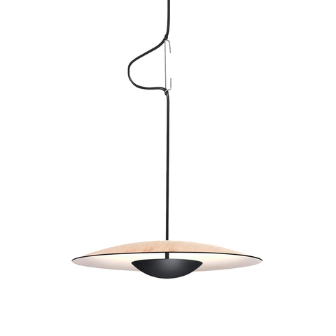 Подвесной светильник копия Ginger by Marset (коричневый)