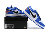 Air Jordan 1 Low 'Blue/White/Black'