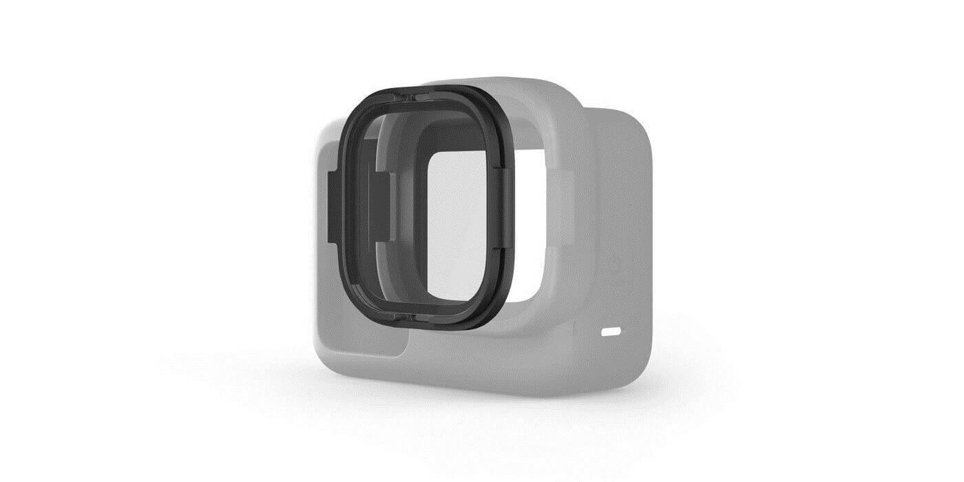 Сменная линза для защитного чехла камеры HERO8 GoPro Rollcage Cover Glass Replacement
