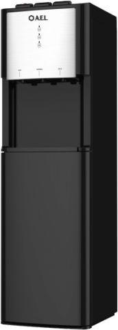 Кулер AEL LD-AEL-811a напольный электронный черный