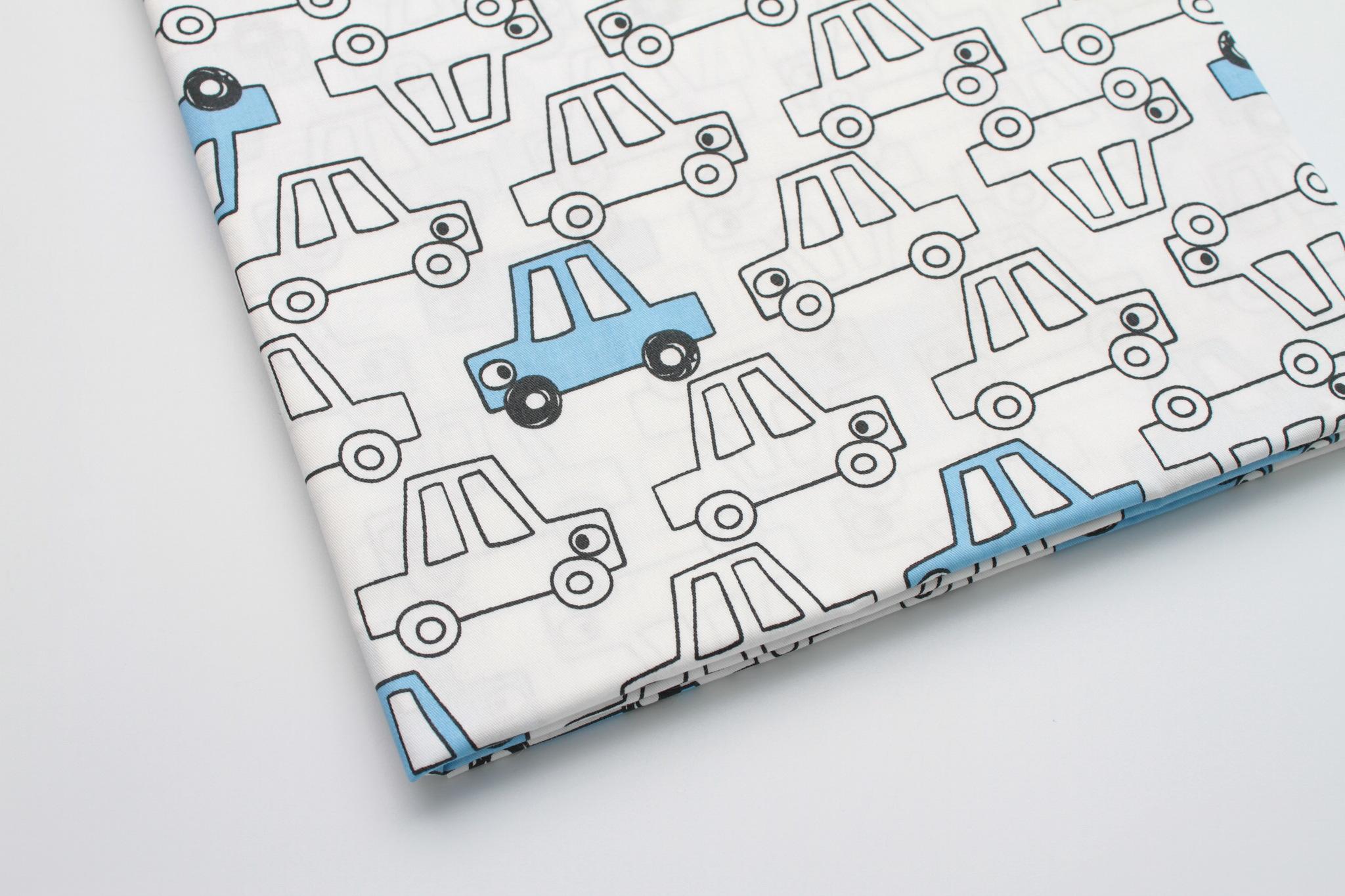 Машинки синие