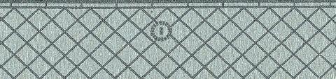 Плиточный Тротуар - 100 х 2,5 см, (H0)