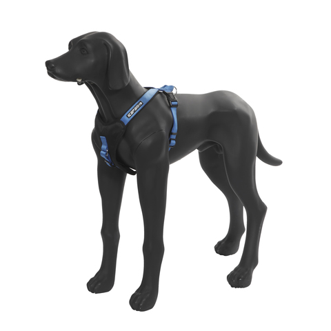 Шлейка ICEPEAK PET PROZONE SUPER HARNESS, размер S, синяя