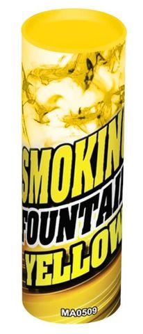Дым желтый 30 сек. h -115 мм.