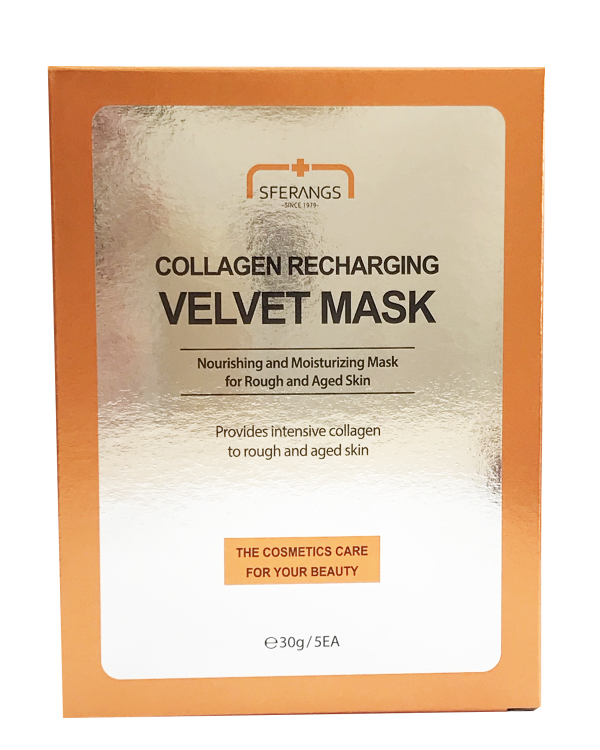 Маска Collagen Recharging Velvet Mask