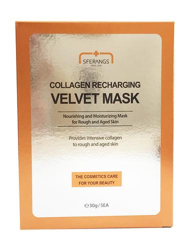 Маска Collagen Recharging Velvet Mask