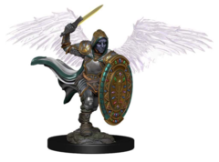 D&D Icons of the Realms Premium Figures: Aasimar Male Paladin