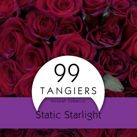 Табак Tangiers 100 г Burley Static Starlight