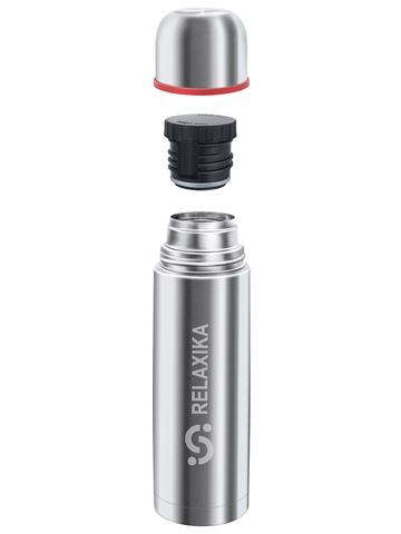 Термос Relaxika 101 (0,75 литра), стальной