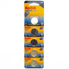 Батарейки литиевые Kodak CR 2016, 3V, 5 BL