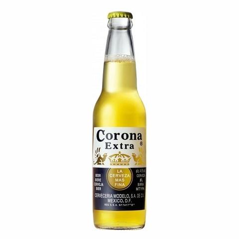 Пивной напиток Корона Экстра 0,355 4,5* ст. Алкомаркет 0,5л