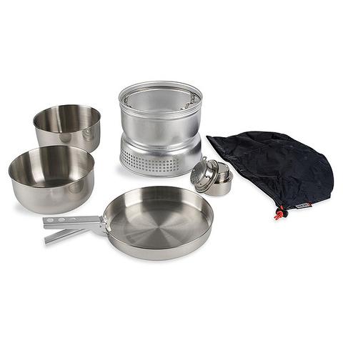 Картинка набор посуды Tatonka MULTI SET+ALC.BURN  - 2