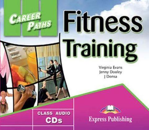 Fitness training (esp). Audio cds (set of 2). Аудио CD (2 шт.)