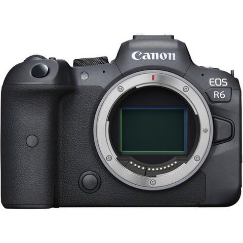 Беззеркальный цифровой фотоаппарат Canon EOS R6 Body