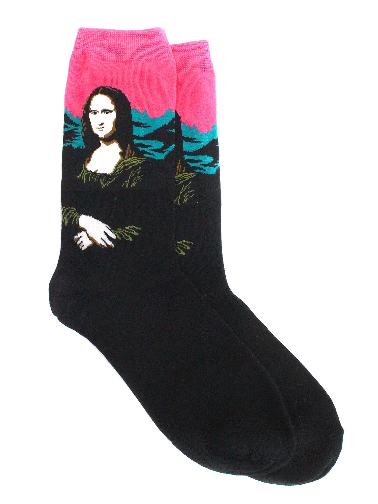 Носки Мона Лиза Розовые